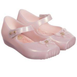 Mini Melissa Mary Jane ballet flats